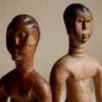 Large Ghana Figures - SOLD
